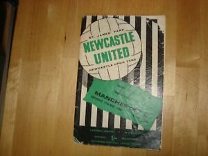 Newcastle v Manchester City Mar 1968 - hard to get (Man City title game)