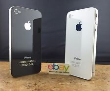 Factory Unlocked Apple iPhone 4 Black AT&T T-Mobile Verizon 8/16GB/32GB/64GB