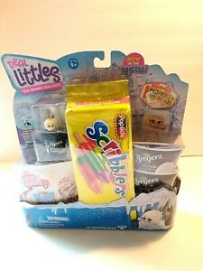 Real Littles Shopkins Lil' Shopper Pack Scribblers Moose Toy Series 13 New