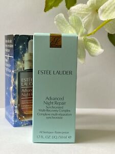 New Estee Lauder Advanced Night Repair Synchronized Multi-Recovery Complex 1.7