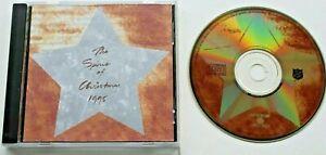 THE SPIRIT OF CHRISTMAS 1995..14 TRACK AUSTRALIAN PRESSING CD