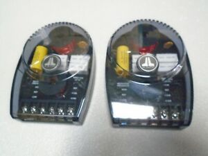 NEW PAIR OF JL AUDIO C5-650 XO CROSSOVER NETWORKS MADE IN GERMANY