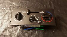 Peugeot 207 MK1 Heater Climate Controls Unit Panel             ref:  L18