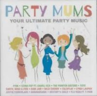 Party Mums -  Your Ultimate Party Music (Various) [New & Sealed] 2 CDs