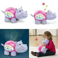 VTech Baby Lil' Critters Soothing Starlight Hippo, Pink (Amazon