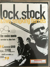Lock, stock & two smoking barrels narrated by Alan Ford audiocassette