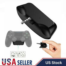 Adapter Receiver Converter For PS4 Bluetooth Wireless Audio Microphone Headset