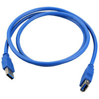 SuperSpeed USB 3.0 Male to Female Data Cable Extension Cord For PC Laptop C@E4T6