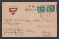 Canada 1918 WWI PETAWAWA CAMP Admiral Military Field Post Postcard