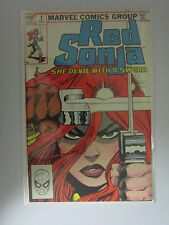 Red Sonja (1983 3rd Marvel Series) #1, 8.0/VF