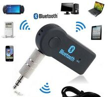 Receptor de Audio inalámbrico Bluetooth v3.0, Jack 3.5mm, manos libres coche.