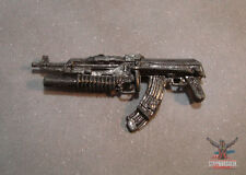 "WEA007 custom weapon gun cast for use with 3.75"" GI Joe Marvel figures"