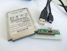 "Cable adaptador de placa convertidora 1.8"" cf MK4006GAH MK6006GAH disco duro de MK2004GAL"