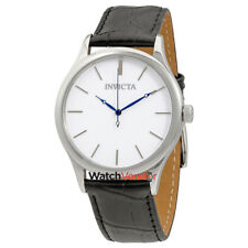 Invicta Vintage White Dial Mens Watch 23023