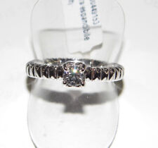 anillo de oro 18 CT magico diamante 0.39 IGI gold ring always measure diamond