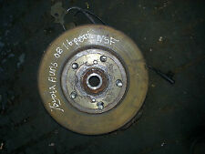TOYOTA AURIS 1.6PETROL 06-07-08-09 PASSENGER SIDE FRONT WHEEL HUB (5SPEED MANUAL