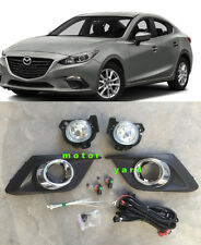 Mazda 3 2014 to 2016 Spot / Driving / Fog Lights Fog lamps Kit