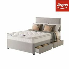 Silentnight Coil Spring Medium Beds with Mattresses