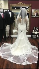 NEW!!! Sincerity Bridal Ivory Wedding Dress, NEW WITH TAGS! NEVER WORN!In Bag..