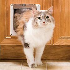 PetSafe Interior 2-Way Locking Cat Door - Indoor Pet Flap - Hides Litterbox o.