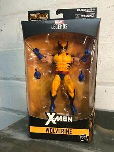 Marvel Legends Apocalypse Wave Wolverine No BAF