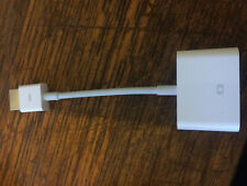 Apple DVI/HDMI Adapter