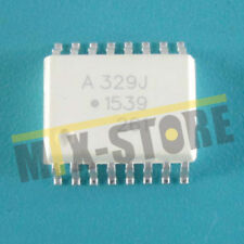 5PCS HCPL-329J  New Best Offer HCPL-329J-500E AVAGO SOP16 A329J