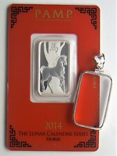 Pamp Suisse Silver Bullion Bars Amp Rounds For Sale Ebay