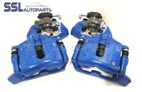 RENAULT CLIO 182 2003-2005 Full Set Brake Calipers in BLUE reconditioning serv