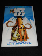 ICE AGE DVD SPECIAL EDITION (LIKE NEW)