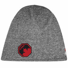 UFC  Canada Performance Beanie Reebok Gray/Red One Size  Free Shipping