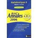 Christian Lixi - Mathématiques S obligatoire et spécialité : Annales Bac sujets