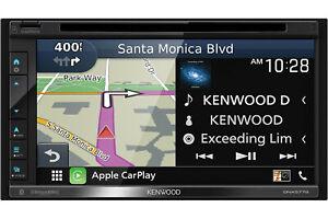 Kenwood DNX577S Digital multimedia receiver GPS NAVIGATION CD DVD