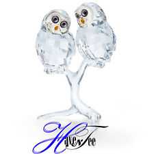Owl Couple 2020 Swarovski Crystal 5493722
