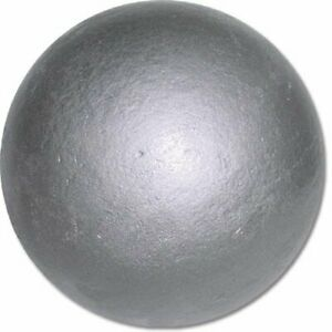 12lb Nelco Track & Amp Field Shot Put Metal Ball For Sport Competition Cast Iron