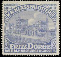 Reklamemarke Nordbahn - 457281