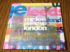 "MR LEE - PUMP UP LONDON  7"" VINYL PS"