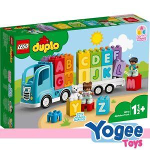 LEGO® DUPLO® 10915 Alphabet Truck