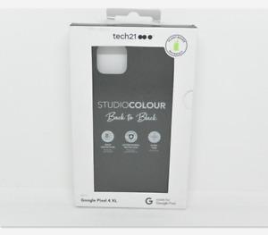 New OEM Tech21 Studio Colour Black Case For Google Pixel 4 XL