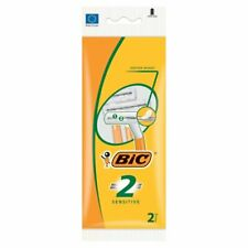 BIC 2 razor Softer shave 2Pcs./Pack  Men / Woman for sensitive skin