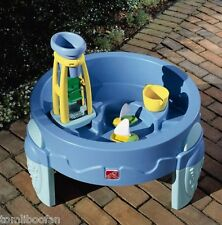 Step2 Waterwheel Play Table**New**