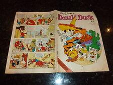 DONALD DUCK - NO 39 - Date 1974 - Dutch Walt Disney Comic (In Dutch)
