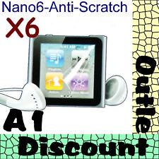 Apple IPOD NANO 6 SCREEN PROTECTORS / SCREEN GUARD x 12
