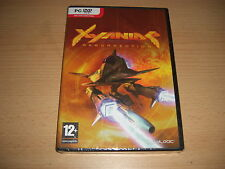 XYANIDE Resurrection Pc DVD Rom  - NEW SEALED - FAST POST