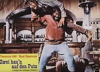 AF ZWEI HAU`N AUF DEN PUTZ Bud Spencer + Terence Hill g
