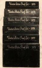 ✯ESTATE SALE✯Eisenhower Proof Set Collection ✯ 1973-1978 ✯ (1) Proof Set ✯
