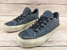 Converse John Varvatos Vintage Slip on Sneaker BLUE 150181C Size Mens 4 Womens 6