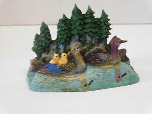 Duck Ducklings Business Card Holder