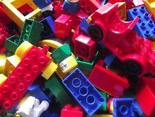Lego Duplo Bricks & Mixed Parts Pieces Over 500g - 1/2 Kg