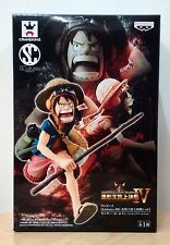 One Piece Monkey D Luffy Scultures Figure Colosseum Iv Big Zoukeio 4 Volume 1